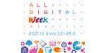 Skaitmeninė savaitė 2021